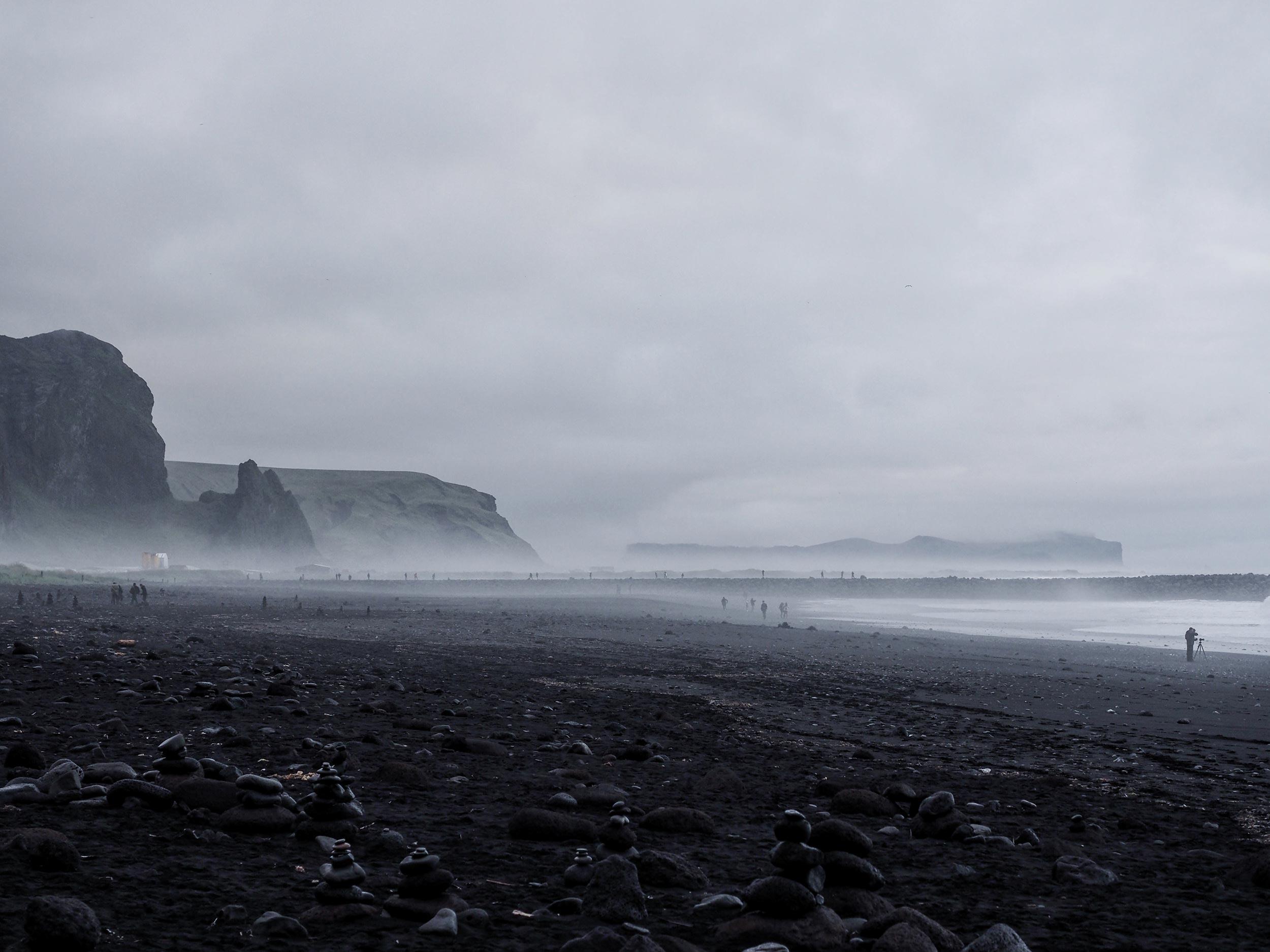 Spot: Reynisdrangar