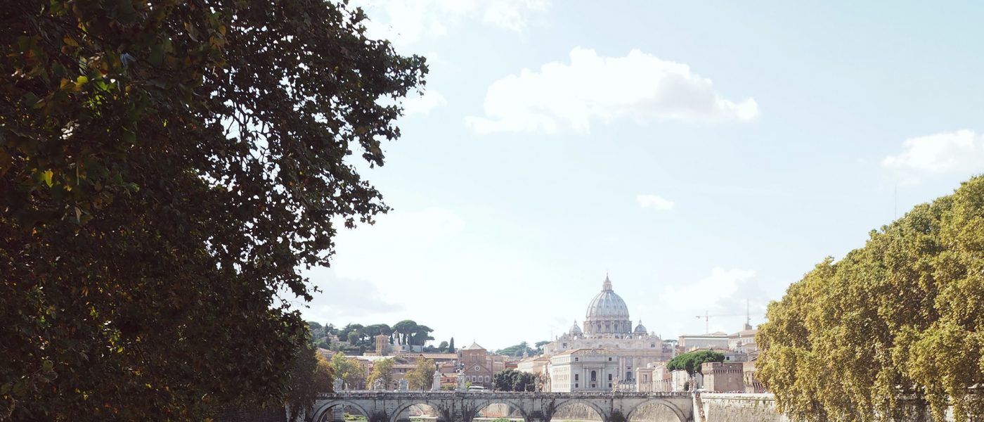 Postcard from Rome